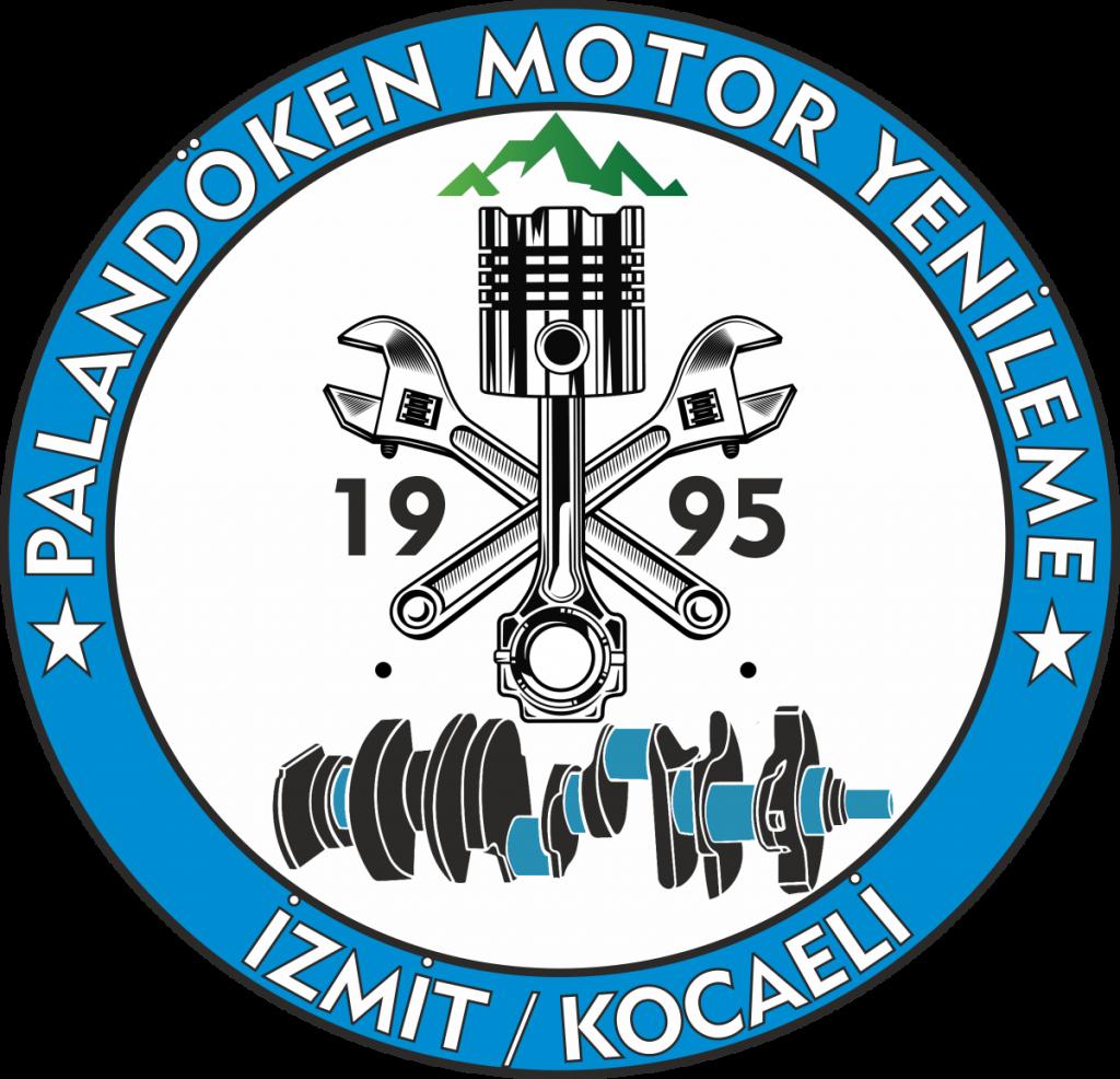Palandöken Motor Yenilime Logo